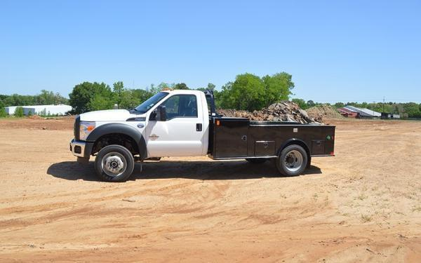 2020 CM TM Steel Truck Bed