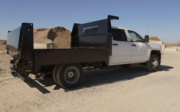2020 CM DB Steel Truck Bed