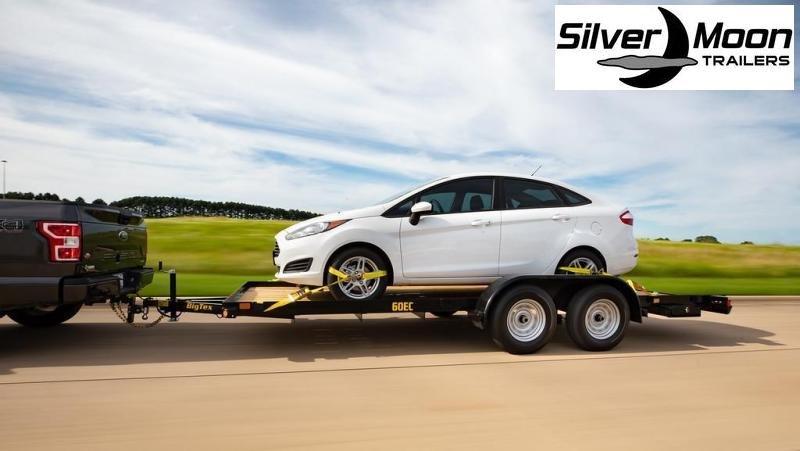 2020 Big Tex Trailers 60EC-18 Car / Racing Trailer For Sale