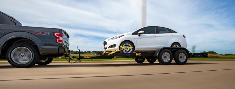2020 Big Tex Trailers 60EC-18 Car / Racing Trailer
