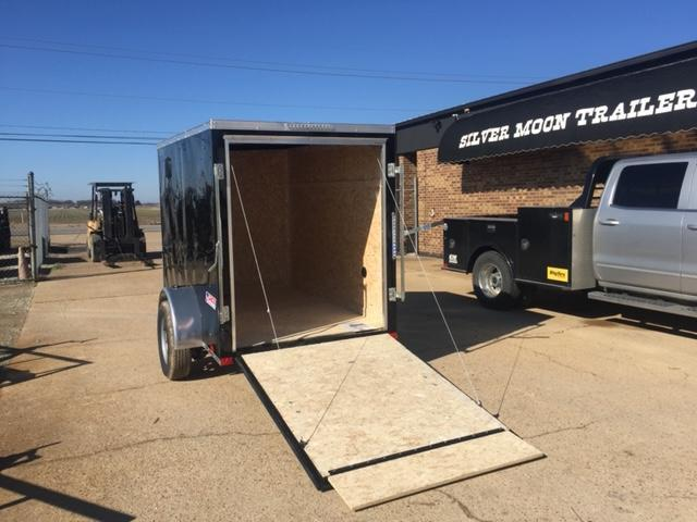 2021 Pace American JV5X8SI2 Enclosed Cargo Trailer