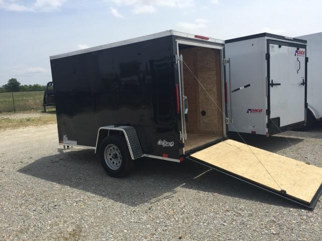 2021 Pace American JV5X10 Enclosed Cargo Trailer
