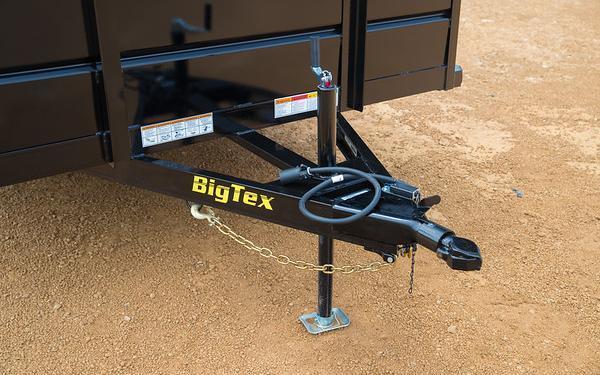 """2020 Big Tex Trailers 70TV 83"""" x 16 Utility Trailer"""