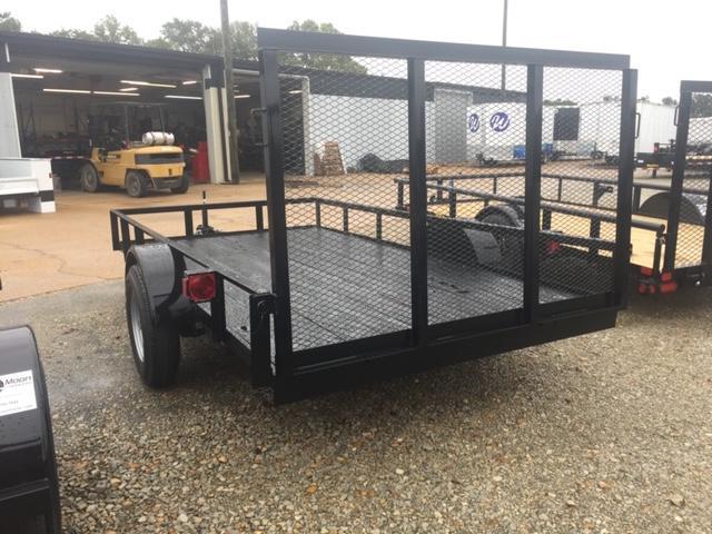 New 2020 Stingray UT7612SA-E Black ATV Trailer for Sale