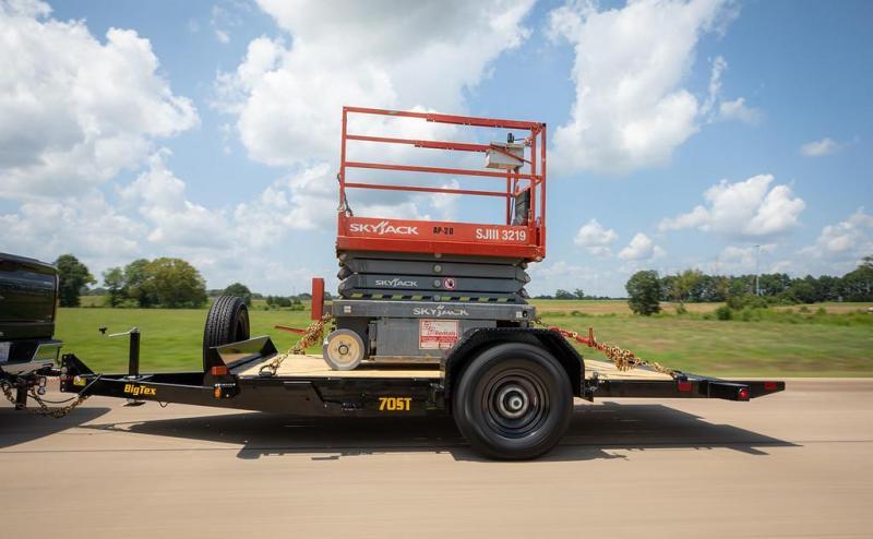 2020 Big Tex Trailers 70ST-16 Equipment Trailer