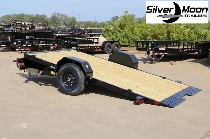 2020 Big Tex Trailers 70ST-16 Equipment Trailer For Sale