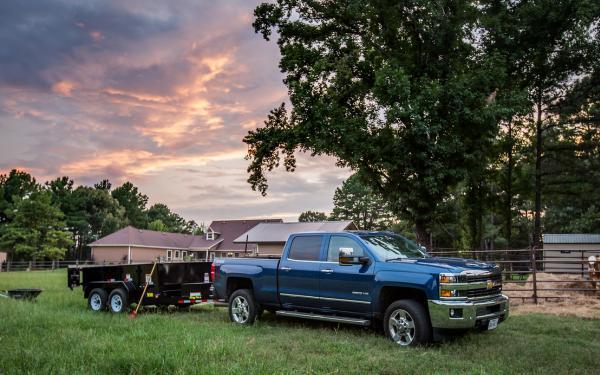 2020 Big Tex Trailers 90SR 6x10 10k Dump Trailer
