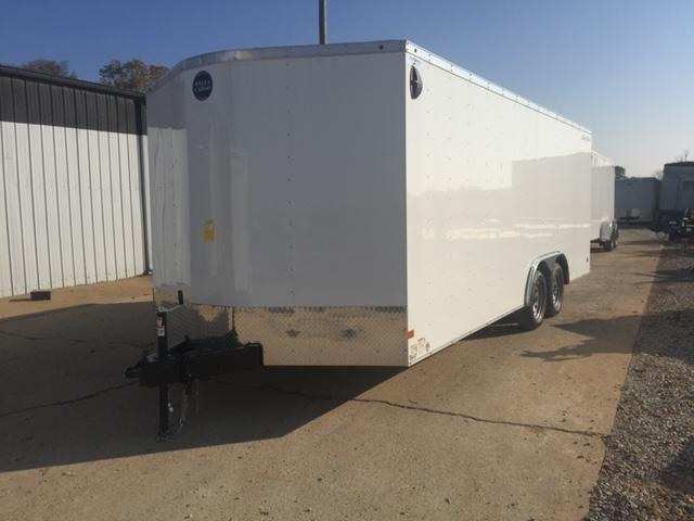 2020 Wells Cargo FT85202 Enclosed Cargo Trailer