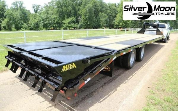 2019 Big Tex Trailers 22GN-28+5MR Equipment Trailer 23.9K
