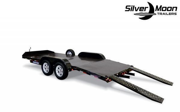 "2020 Sure-Trac 83""x20 Steel Floor Car Hauler"