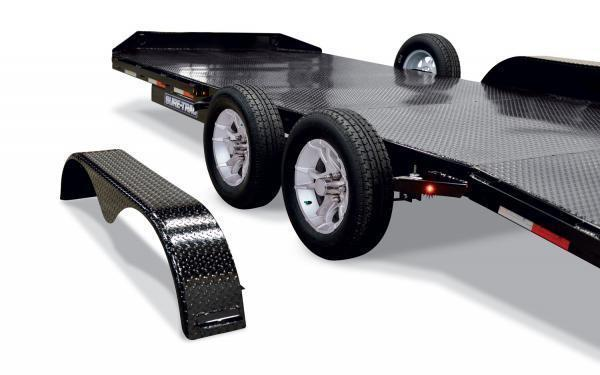 "2020 Sure-Trac 83"" x 20' 10K Steel Deck Car Hauler"