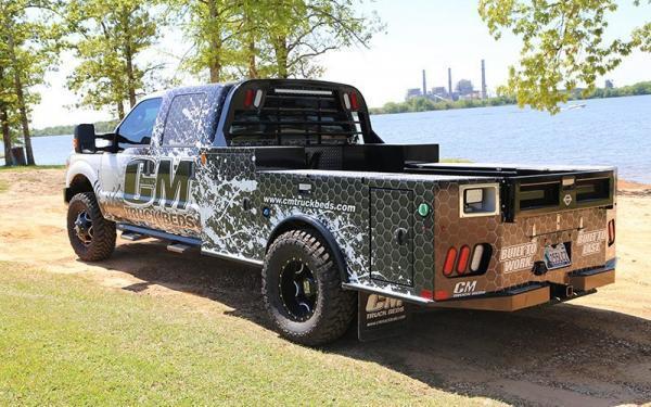 2020 CM TM Deluxe Steel Truck Bed