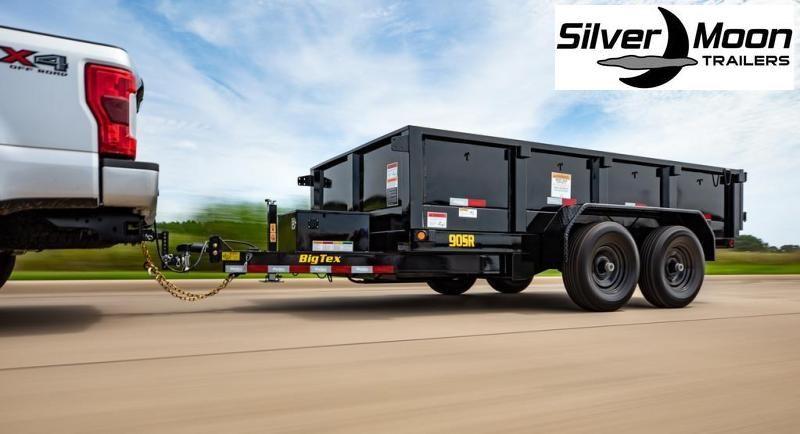2020 Big Tex Trailers 90SR-12 6x12 Dump Trailer For Sale