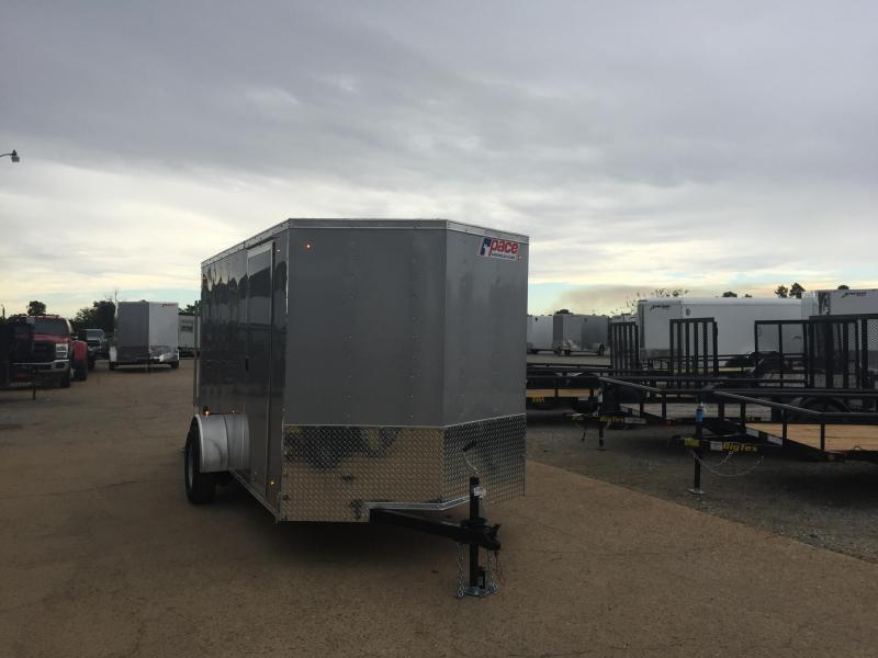 2020 Pace American 6x12 Enclosed Cargo Trailer