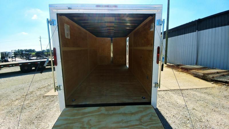 2020 Homesteader 7 x 16 Tandem Cargo Trailer For Sale