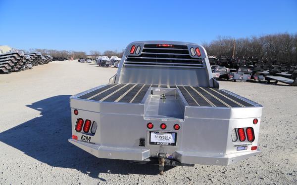 2020 CM AL SK Aluminum Truck Bed