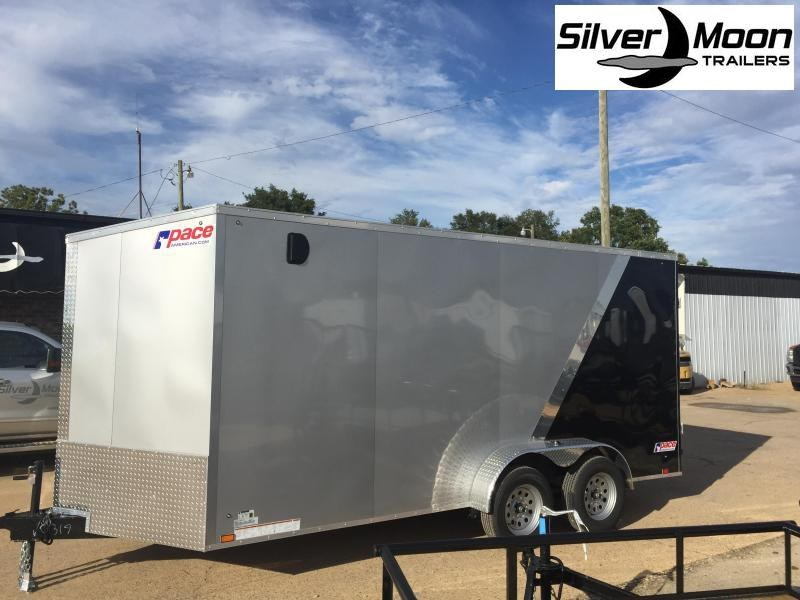2020 Pace American JV7X16TE2SE Enclosed Cargo Trailer