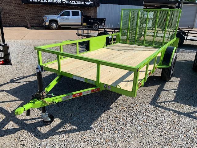 "2020 Delta Manufacturing 135U 76""x12' ATV Trailer"
