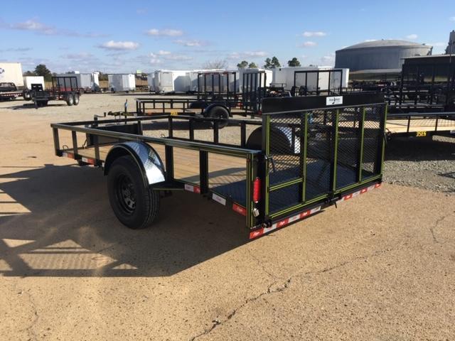 2020 Delta Manufacturing 135U ATV Trailer