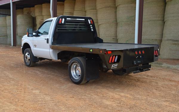 2020 CM SS Steel Truck Bed