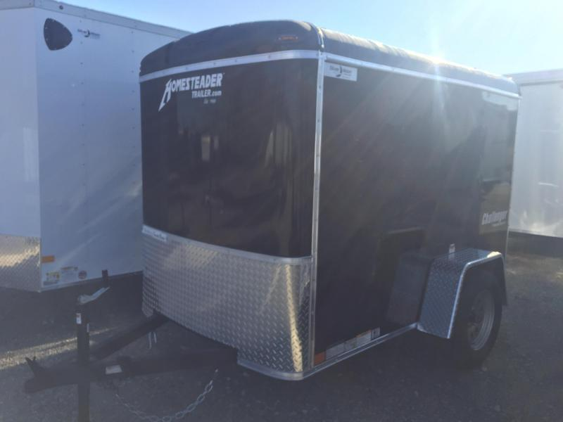 2019 Homesteader 5 x 8 SA Enclosed Cargo Trailer
