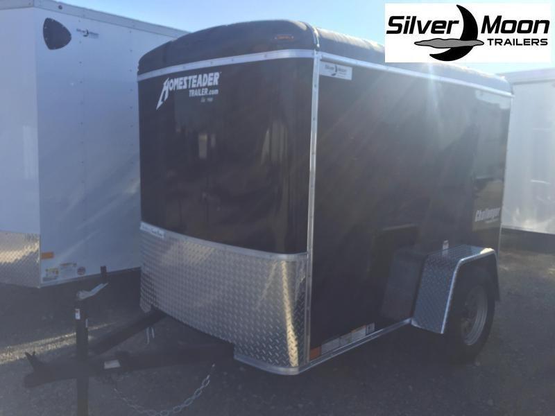 2020 Homesteader 5 x 8 SA Enclosed Cargo Trailer