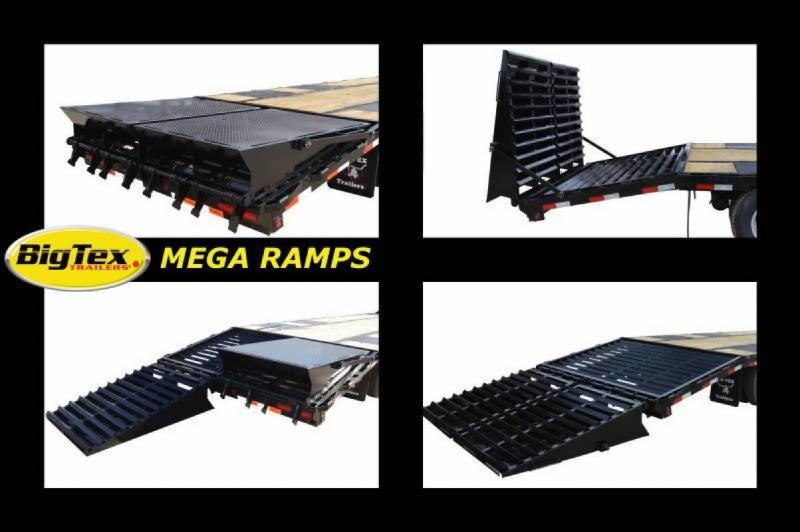2020 Big Tex Trailers 22GN-35+5MR Flatbed Trailer