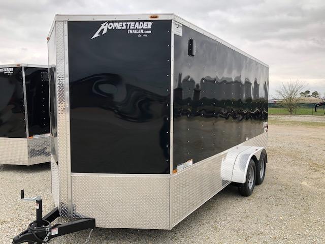 2020 Homesteader 7x16 OHV Tandem Axle Cargo Trailer For Sale
