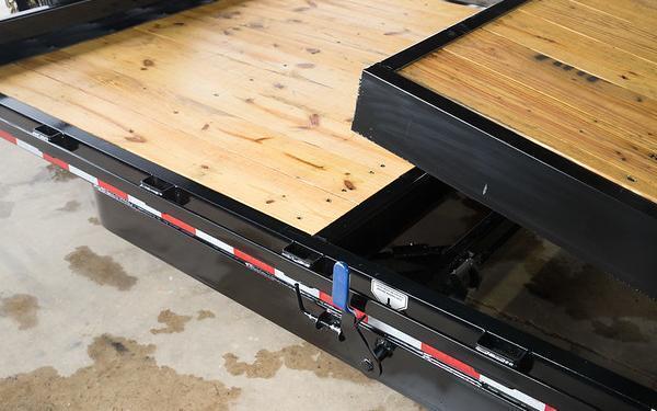 """2020 Big Tex Trailers 14TL 83"""" x 20 Tilt Bed Equipment Trailer 16+4"""