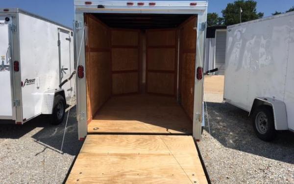 2020 Homesteader 6 x 10 SA Enclosed Cargo Trailer