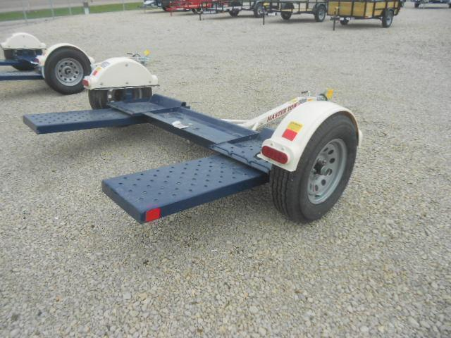 Master Tow - Tow Dolly with surge brakes 80THDSB - Radial Tires - Car Hauler - Tie Down Straps