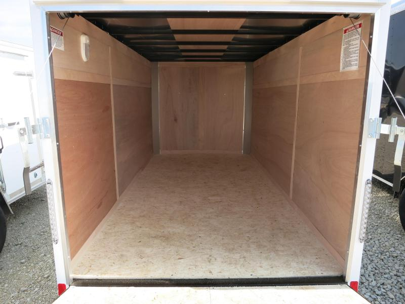 United Trailers 6X12 Single Axle Enclosed Trailer