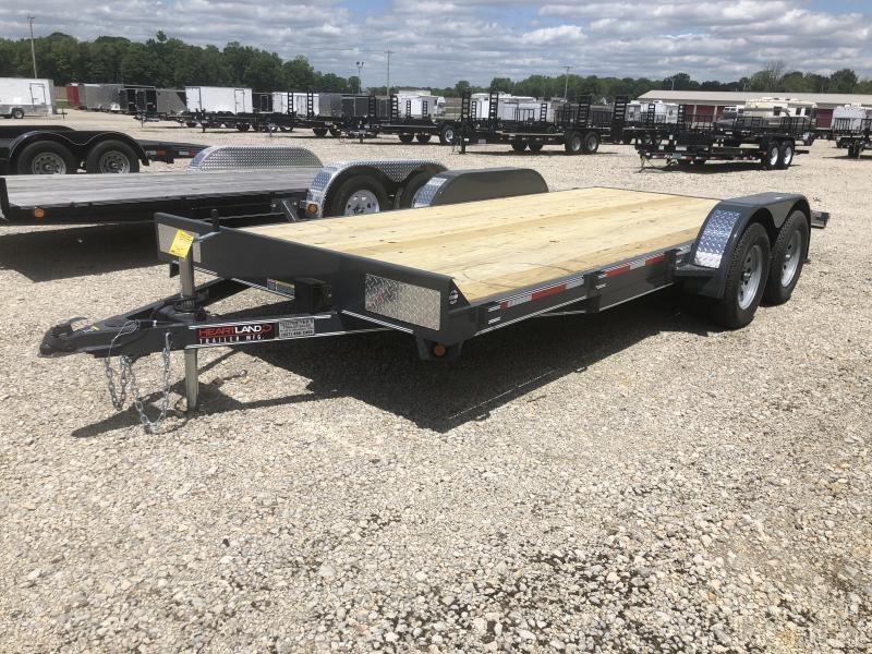 Heartland Trailers 7x18  Car Hauler