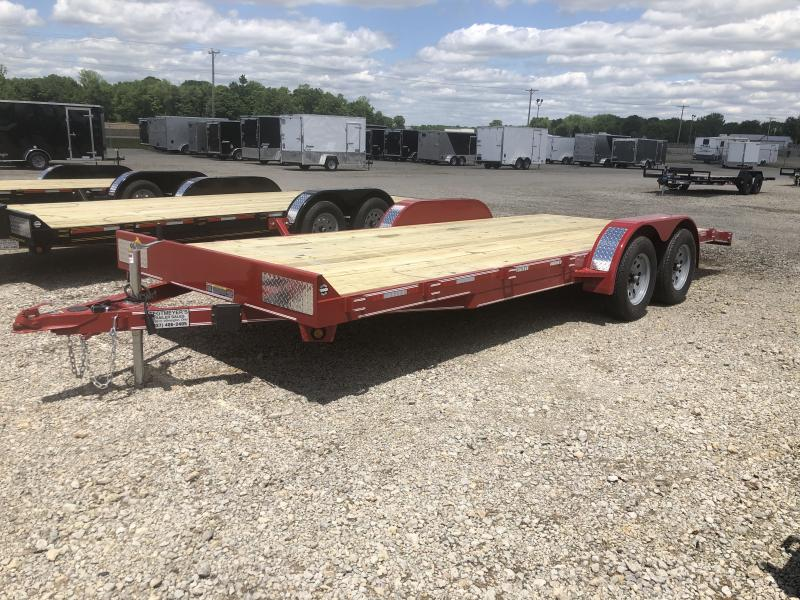Heartland Trailers 7x20  Car Hauler