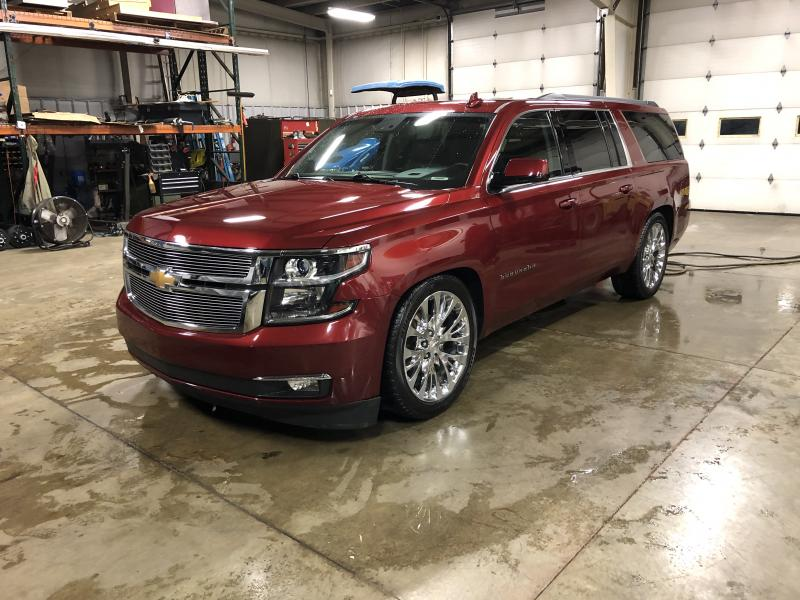 2016 Chevrolet SUBURBAN SUV Lowered 2 Wheel Drive