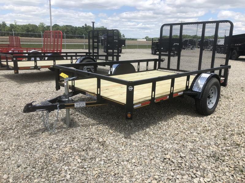 Heartland Trailers 6x10 Utility Trailer w/ Rear Gate
