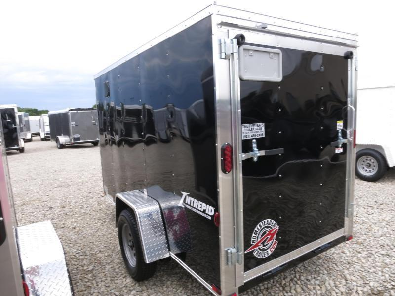 Homesteader 5x10 SA-29 Enclosed Trailer w ramp door