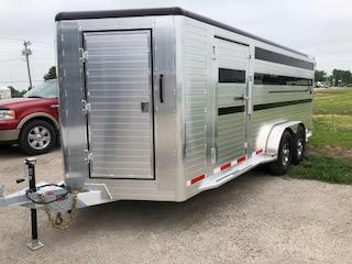 2019 Hillsboro Industries Endura 8 Pen Show Trailer Other Trailer