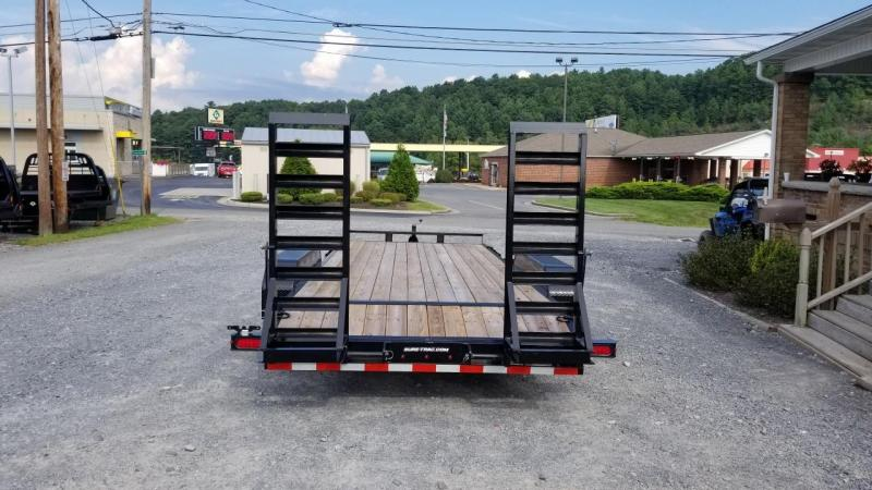 Sure-Trac 7X20 14K Implement Equipment Trailer