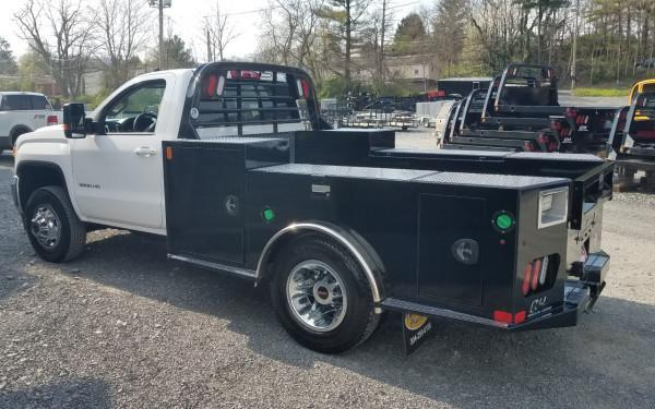 CM Truck Bed TM Model Deluxe $7750.00 to 8700.00