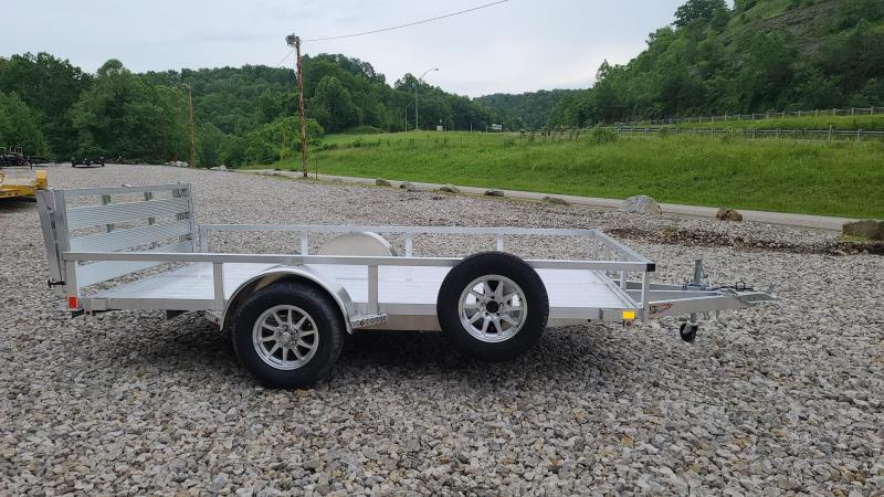 H and H Trailer H7612RSA-030 Utility Trailer