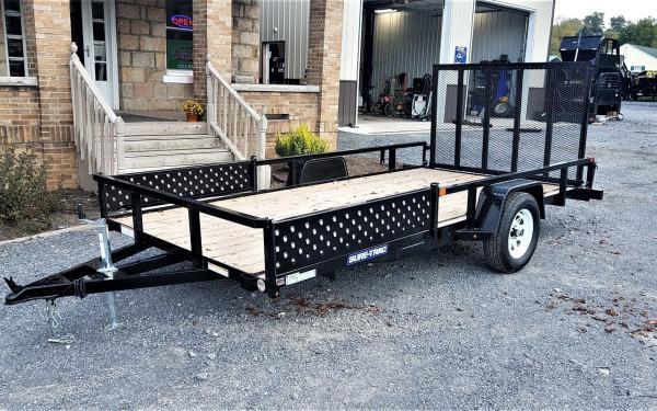 Sure-Trac ATV Side Ramps 7 x 14