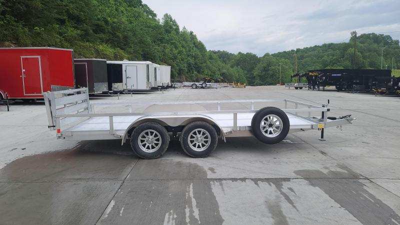H and H Trailer H8216TRSA-070 Utility Trailer
