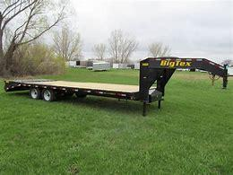 Big Tex Trailers 14GN - 20+5 Mega Ramp Gooseneck Deckover