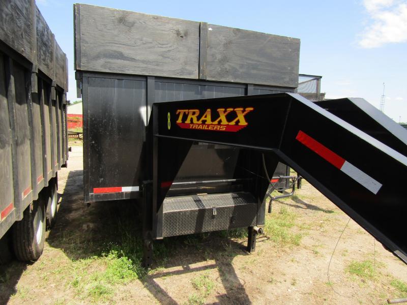 Traxx Trailers Dump Trailer
