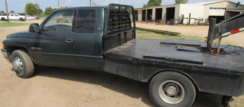 2002 Dodge Ram Truck