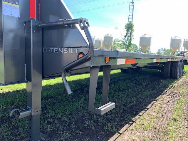 Traxx Trailers DO33DTLP Flatbed Trailer