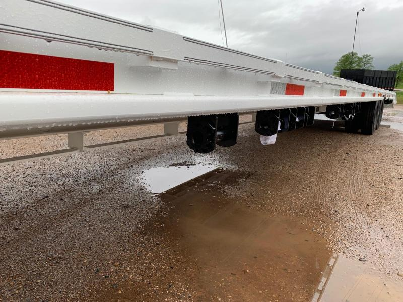 Traxx Trailers 40 Low Pro Deack Over Flatbed Trailer
