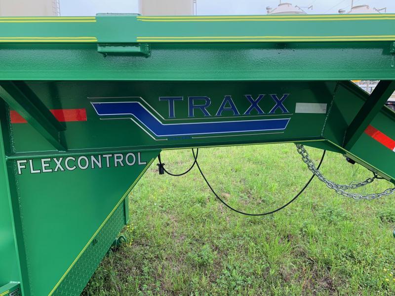 Traxx Trailers DO45TSW Flatbed Trailer
