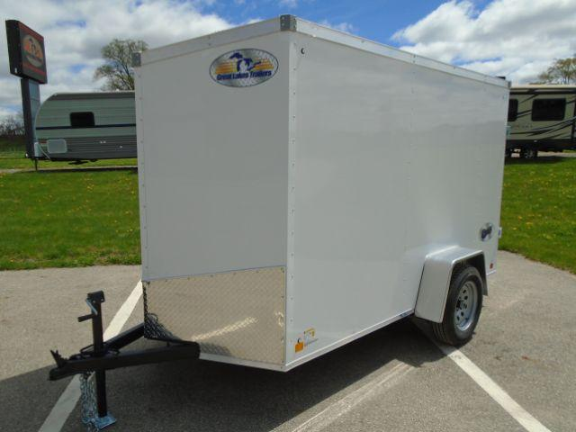 2020 Great Lakes Trailers GLEFTW510SA35-S ERIE 5X10 RD Enclosed Cargo Trailer in  Maiden, NC